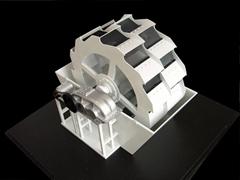 产品机械模型设计制作