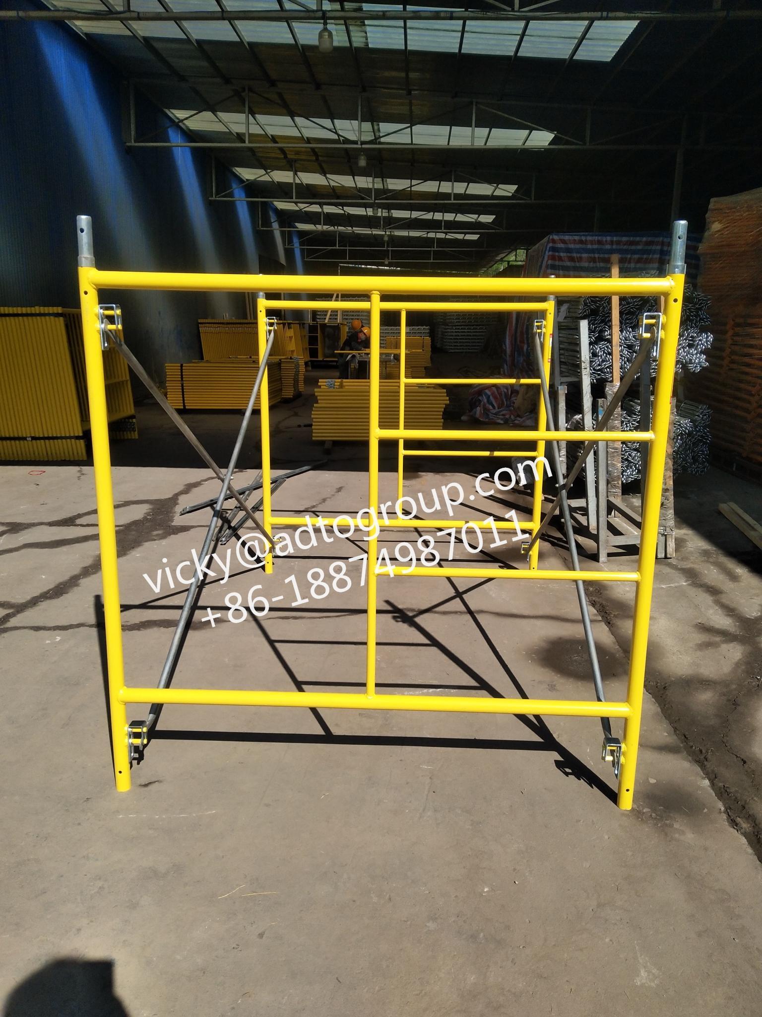5'x5' Mason Frame 5'x5' Biljax Frame 5'x5' Ladder Frame Scaffold Frame  1
