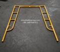 """5'x 6'4'' walk thru frame scaffold 42""""x 6'4'' Frame Scaffold Mason Frame   2"""