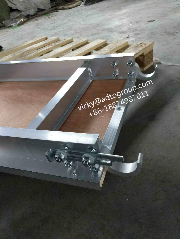 Aluminum Deck #Scaffold Plank # Aluminum plank#Scaffolding #Frame scaffold 1