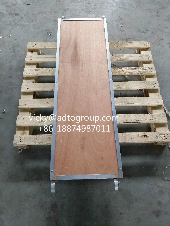 Aluminum Deck #Scaffold Plank # Aluminum plank#Scaffolding #Frame scaffold 2