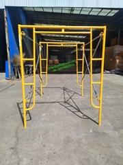"""5'x 6'4'' walk thru frame scaffold 42""""x 6'4'' Frame Scaffold Mason Frame"""