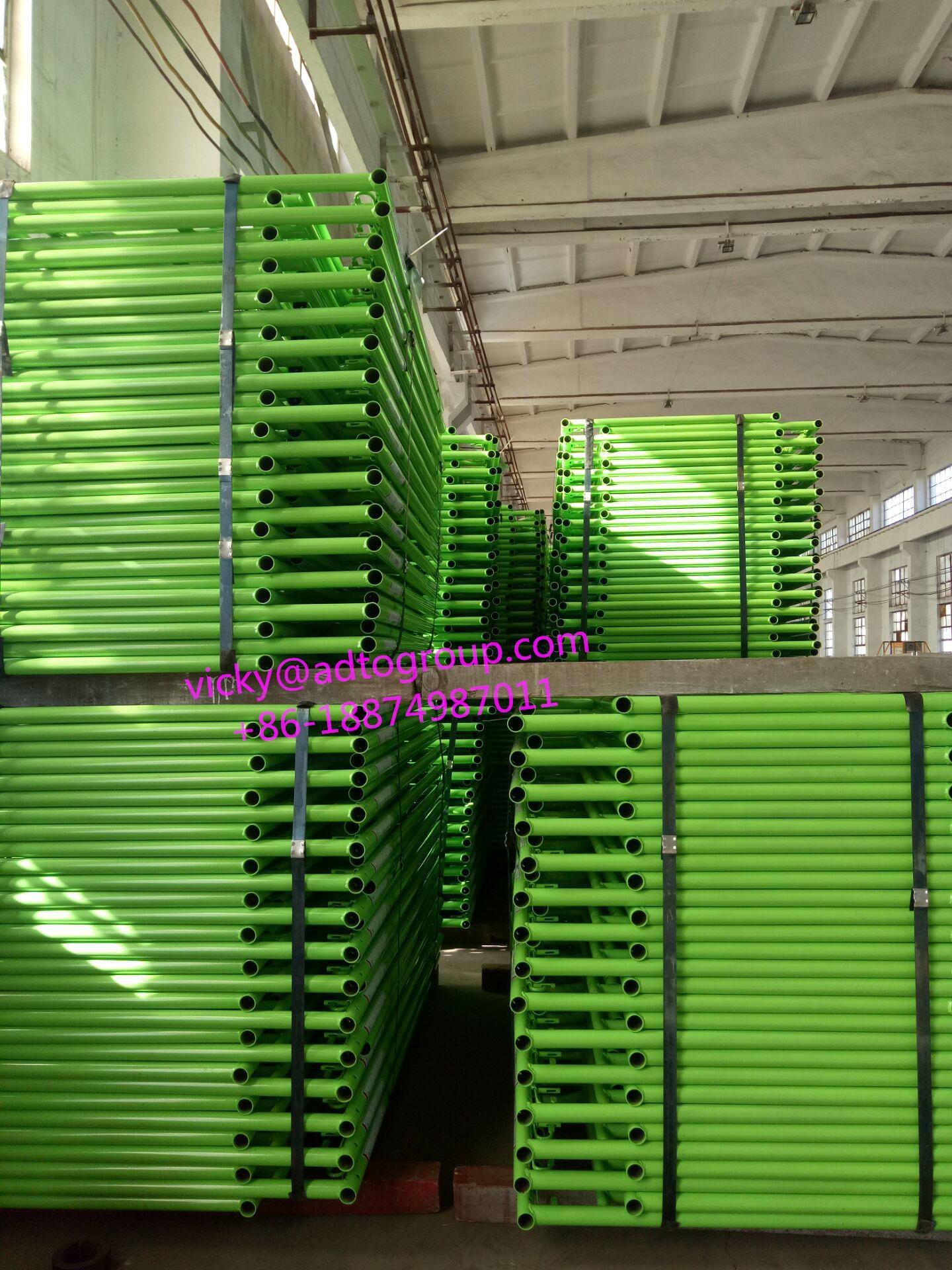 5'x 6'4'' Mason Frame Scaffold 5'x5' frame scaffold Frame Scaffold #Cross brace 1
