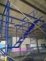 "7' x 6'4"" Scaffolding Stair 8'x6'4"" Scaffold Stair Frame Stair  3"