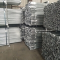 "7'x4' 7' x 27-3/4"" 10'x4'x3' Cross Brace Frame Scaffold guardrail Accessories 2"