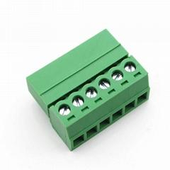插拔接线端子 2EDG-3.5/3.81间距连接器