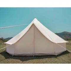 5m Canvas Bell Tent   Custom canvas bell tent   large camping tents