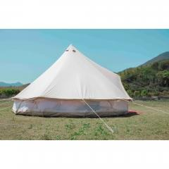 5m Canvas Bell Tent   Custom canvas bell tent   large camping tents 2