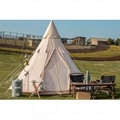 5m Canvas Teepee Tent    canvas tent