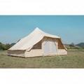 5x4m Canvas Touareg Tent   big camping