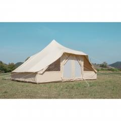 5x4m Canvas Touareg Tent   big camping tent    big tents