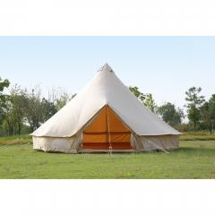 6m Canvas Bell Tent   Custom canvas bell tent   camping teepees manufacturer  2