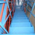 Warehouse Mezzanine floor rack for food