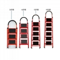 housework bedroom collapsible climbing ladder for sale 3