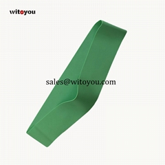 Rubber Latex Resistance Bands for Yoga Pilate Fitness and Exercise