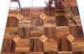 Piano Glossy Wearable Laminate Flooring