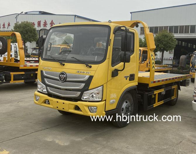 Foton Wrecker Tow Truck For Sale 1