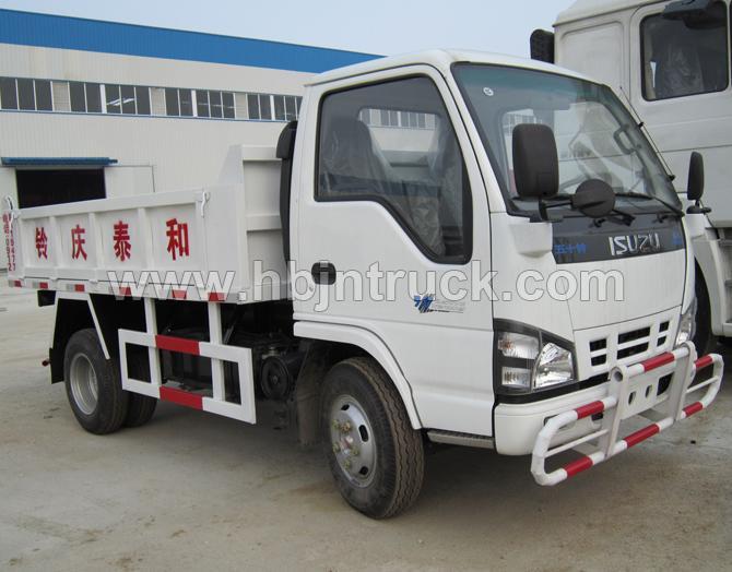 Isuzu Dump Truck 1