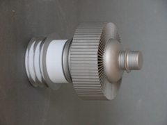 4CX1000A型电子管