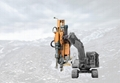 岩石鑽裂一體機全液壓挖改鑽機鑿岩礦山開採靜態爆破工程機械 3