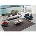 Armrest Fabric Sofa  eco-friendly fabric Sofa   Modern minimalist Fabric Sofa  2