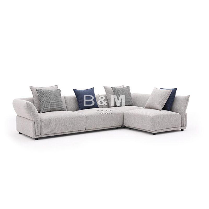 Small Size Sofa   Modern minimalist Fabric Sofa   Fabric sofa combination 1