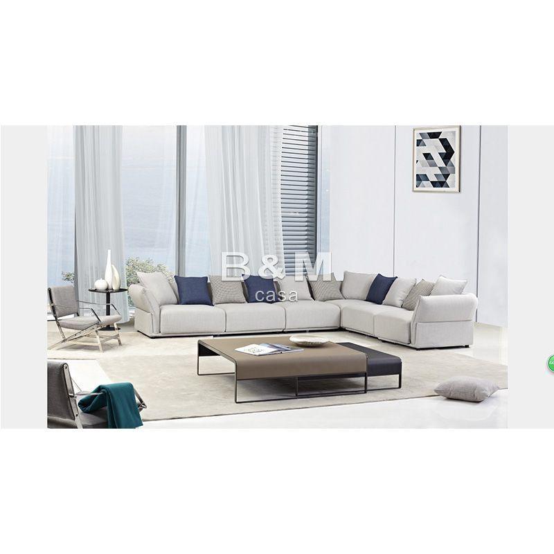 Small Size Sofa   Modern minimalist Fabric Sofa   Fabric sofa combination 3