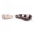 Sectional Sofa  leather sectional couch