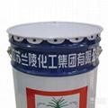 蘭陵油漆 厚漿型環氧煤瀝青防腐塗料 3