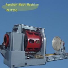 绕丝筛管设备 数控筛网焊接设备