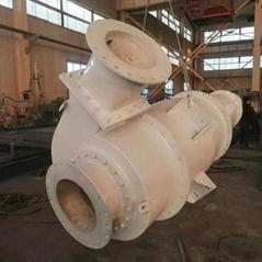NWZX系列無壓兩產品重介質旋流器耐磨旋流器重介旋流器