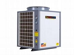 销售芬然空气能热水器