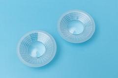 Customized Plastic Optical Lens for Lighting