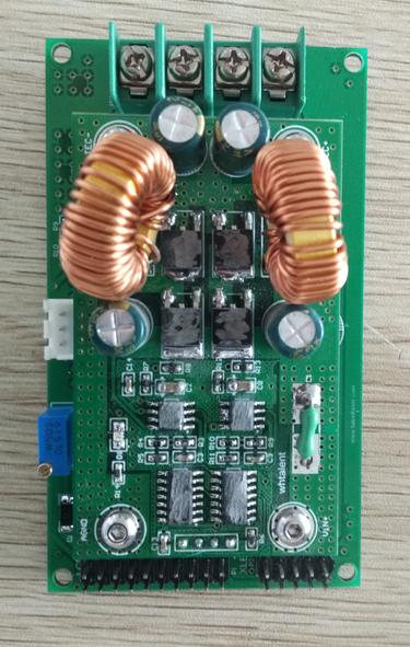 半導體TEC溫控驅動模塊溫度傳感器pid溫控模塊驅動芯片 3
