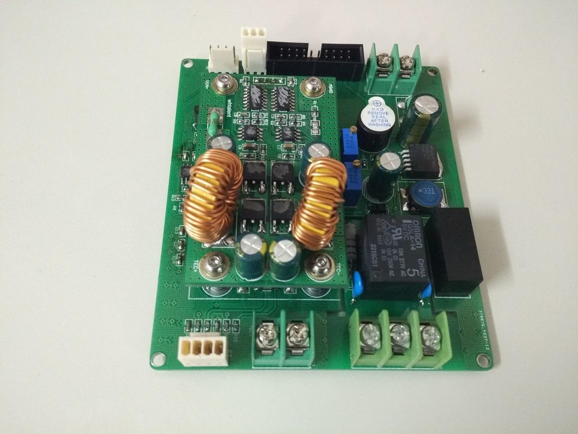 半導體TEC溫控驅動模塊溫度傳感器pid溫控模塊驅動芯片 4