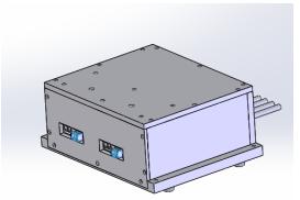 SFP光模塊高低溫測試設備 2