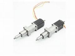ICAN-Captive Shaft Stepper Motor  nema 17 motor driver