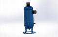 BLR/C Welded&Flanged Helical Oil Separator