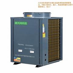 空氣能熱泵-高溫機組