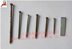 50mm,60mm high, 3mm diameter iron nails