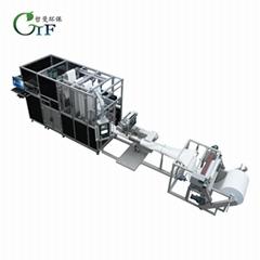 哲曼環保 廠家直供水濾袋自動化生產線 可定製