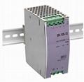 120W Din Rail Switching Power Supply