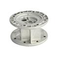 diaphragm pump spare parts aluminum alloy pump spare parts