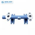 Aluminum Die Casting Diaphragm Pump Spare Parts China Manufacturer