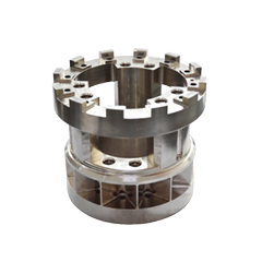 Customized special die casting electronic motor spare parts
