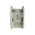 Aluminum die casting central body for pump