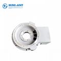 CNC processing high pressur aluminum alloy cnc die casting parts electric motor