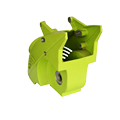OEM custom aluminium casting robot spare all parts available aluminum die castin