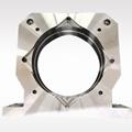 casting Aluminum bearing pedestal spare parts bearing pedestal China OEM bearing