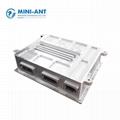 Casting Aluminum heat dissipating base China CNC spare parts heat dissipating ba